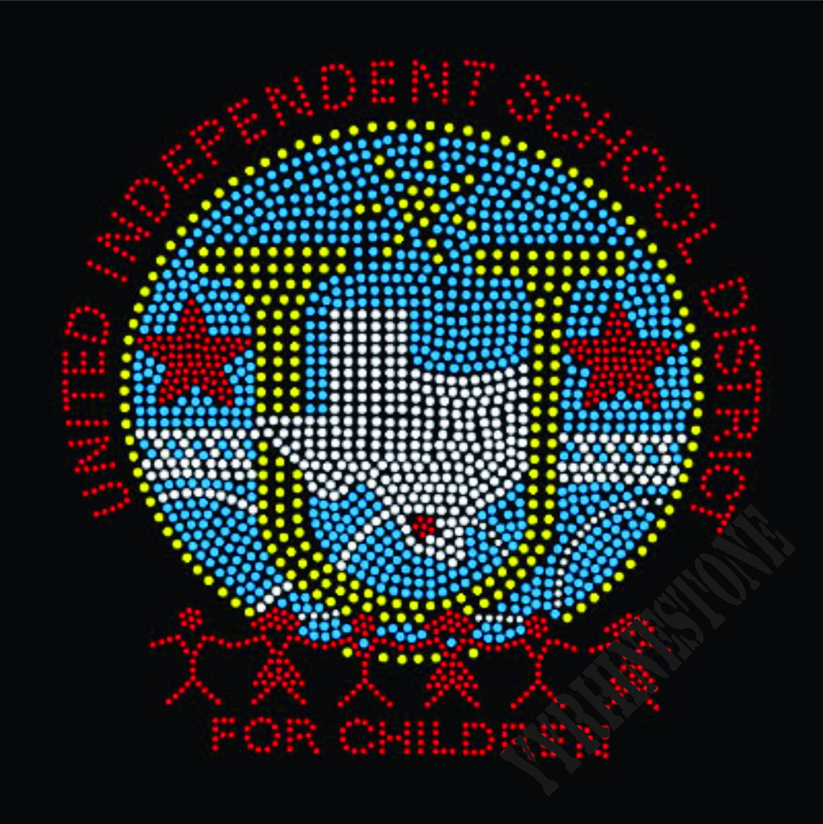 united independent school district for kids hotfix rhinestone transfers